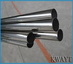 decorative stainless steel 201 stainless steel pipe polished