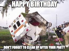 Ambulance Meme - image tagged in wrecked ambulance imgflip
