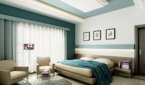 Interior Bedroom Design Zampco - Walls design