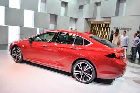 opel chicago report us spec buick regal to adopt opel insignia grand sport u0027s