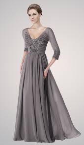 aliexpress com buy woman a line evening dress three quarter