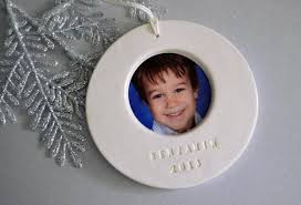 personalized picture frame ornament 2015 gift boxed and re