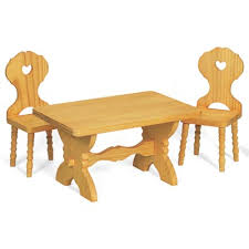 american doll table and chairs trestle table and chairs american wiki fandom powered by wikia