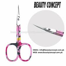 professional stainless steel russian cuticle scissors