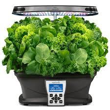 amazon com aerogarden heirloom salad greens seed pod kit 7 pod