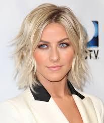 how to style chin length layered hair julianna hough chin length wavy bob hair cut hair pinterest