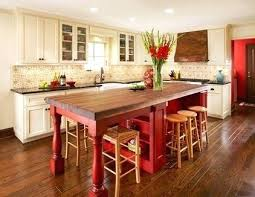 Red Kitchen White Cabinets Barn Red Kitchen Cabinets U2013 Fitbooster Me
