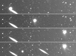 halloween asteroid main belt asteroid shows evidence of march collision