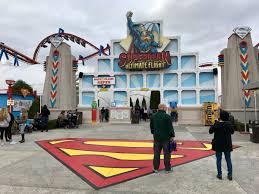 X Flight At Six Flags Coaster Guy Coastermaniac Twitter
