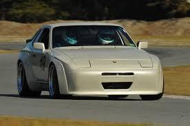 porsche 944 model kit 944 gt2 widebody pearl white race ready porsche 944