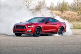 Mustang Red And Black 2016 Ford Mustang Gt Gets Hood Vent Turn Signals New Design Packages