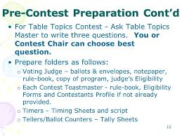 toastmasters table topics contest questions toastmaster speech contest chief judge training online ppt video