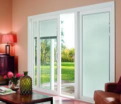 Patio Door Valance Ideas Valances For Sliding Glass Doors With Blinds Inside Spotlats