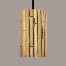 light fixture bamboo light fixture home lighting