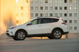 gas mileage on toyota rav4 2017 toyota rav4 hybrid reviews and rating motor trend