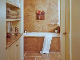 Bathroom Open Shelving Secrets To Bathroom Shelving Hgtv