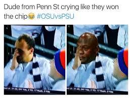 Penn State Memes - 15 best memes of college football s biggest losers in week 8 sportige
