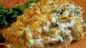 leftover turkey or chicken casserole recipe genius kitchen