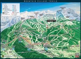 Mt Snow Trail Map Mountain Biking