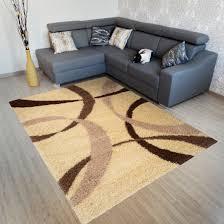 teppiche wohnzimmer teppich wohnzimmer laufer ungemustert bande dunkelviolett neu
