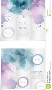 100 free printable tri fold brochure templates free