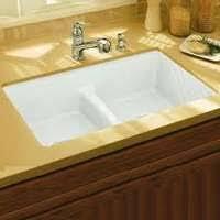Undermount Porcelain Kitchen Sinks Fresh Home Idea - Porcelain undermount kitchen sink