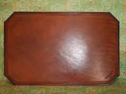 parure bureau sous parure bureau cuir metier artisanat pierrick wiel