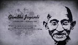short essay speech on mahatma gandhi jayanti for students