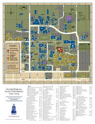 Usd Campus Map Usd Campus Map South Dakota Pictures To Pin On Pinterest Pinsdaddy