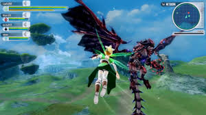 new assets for sword art online lost song chalgyr u0027s game room