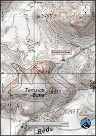 Swell Maps Climbing Tomsich Butte San Rafael Swell Road Trip Ryan