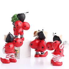 Ladybug Kitchen Decor Lucky Bugs