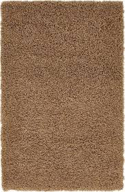 Modern Shaggy Rugs Beige Shaggy Rug Warm Soft Fluffy Carpet Modern Area Rugs
