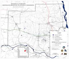 Missouri State Map by Regional Overview Maps Mobroadbandnow