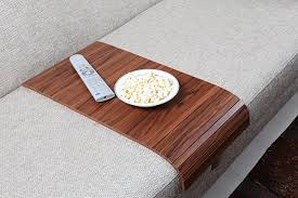 Wooden Sofa Anatolianwoods Wooden Sofa Tray Table Gadget Flow