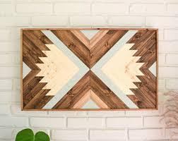 modern wood wall hanging catwallart catwallart
