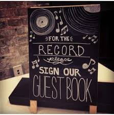 themed guest book sign vinyl guest book search papa birthday