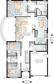 Bungalow House Plans by One Floor House Plans 17 Best 1000 Ideas About One Floor House