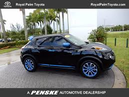 nissan juke cargo space 2015 used nissan juke 5dr wagon cvt sv fwd at royal palm mazda