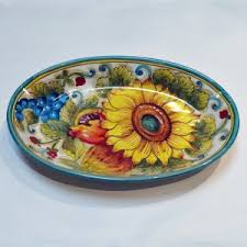 ceramic platter platters archives italian pottery outlet