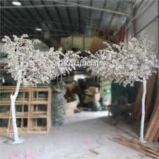 wedding arches with lights 280cm sides artificial wedding arches cherry trees dongyi