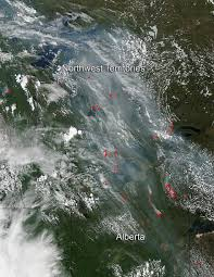 Canada Wildfires by Northwest Territories Canada Wildfires Nasa