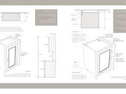 standard kitchen wall cabinet depth kitchen decoration