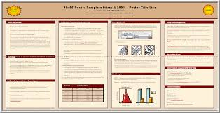 microsoft powerpoint templates for posters posters4research free powerpoint scientific poster templates