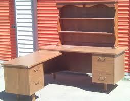 Oak Corner Computer Desk With Hutch by Pretty Detail In Corner Desk With Hutch Home Decor U0026 Furniture