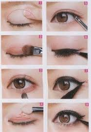 25 best ideas about round eye makeup on round eyes brown smokey eye tutorial and tutorial make up natural