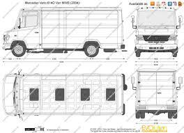 Online Blueprints by The Blueprints Com Vector Requests Mercedes Vario 8