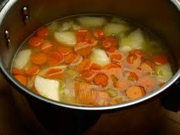 comment cuisiner le patisson soupe de pâtisson cookismo recettes saines faciles et inventives