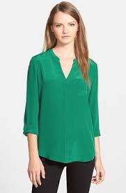 nordstrom blouses trouvé trouvé silk blouse available at nordstrom pictures 11 14