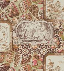bohemian wallpapers by mulberry home jane clayton